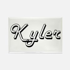 Kyler Classic Style Name Magnets