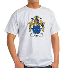 Kunz Family Crest T-Shirt