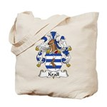 Krall Family Crest Tote Bag