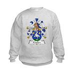 Koeler Family Crest Kids Sweatshirt