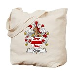 Kleist Family Crest Tote Bag