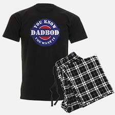 DADBOD Wanted Pajamas