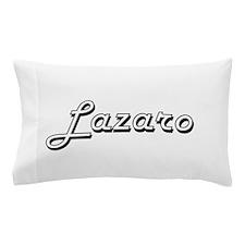 Lazaro Classic Style Name Pillow Case