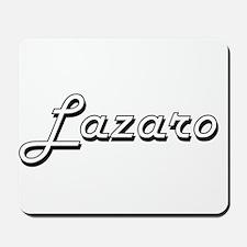 Lazaro Classic Style Name Mousepad
