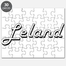 Leland Classic Style Name Puzzle