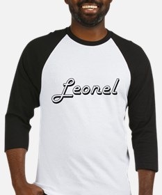 Leonel Classic Style Name Baseball Jersey
