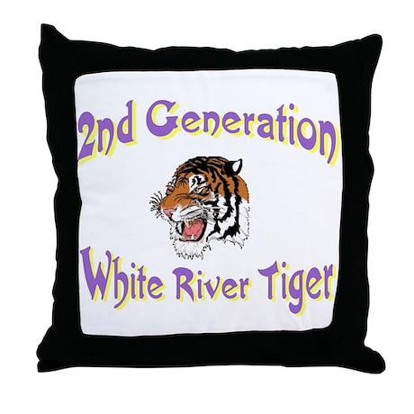 2nd Generation Throw Pillow