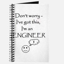 Don't Worry, I'm an Engineer Journal