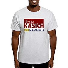 John Kasich for President V1 T-Shirt