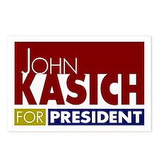 John Kasich for President Postcards (Package of 8)