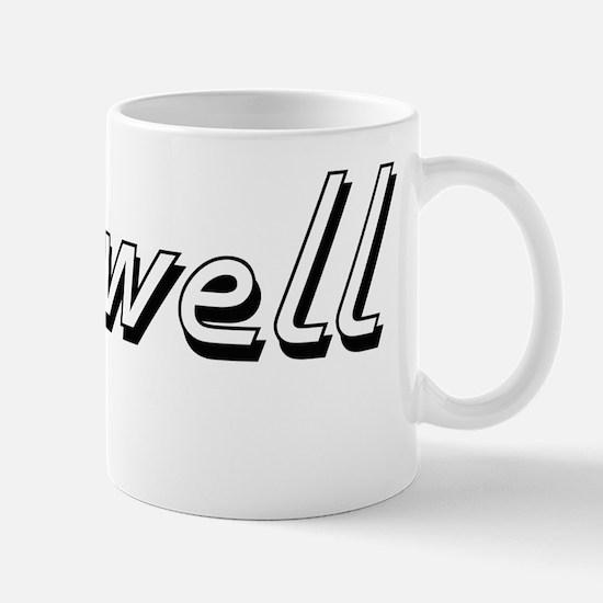 Funny I heart lowell Mug