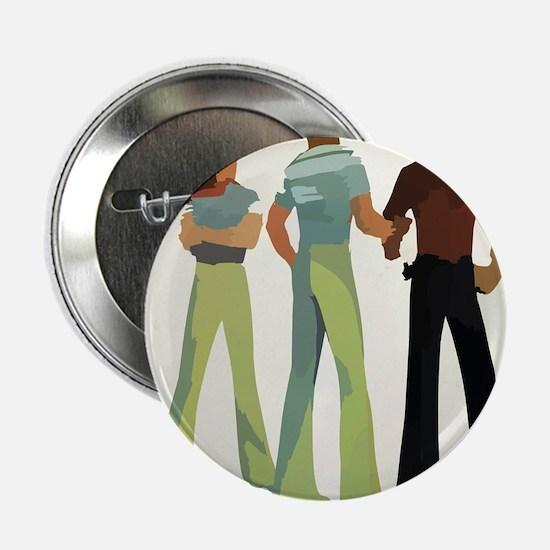 """1970s vintage men 2.25"""" Button"""