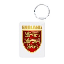 English Royal Arms Keychains