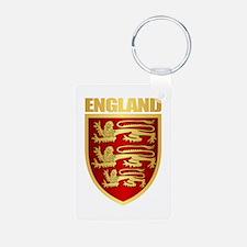 English Royal Arms Keychains