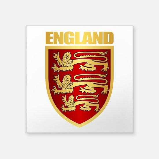 English Royal Arms Sticker