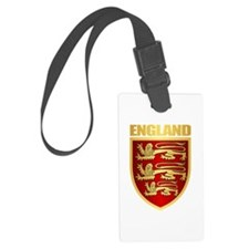 English Royal Arms Luggage Tag