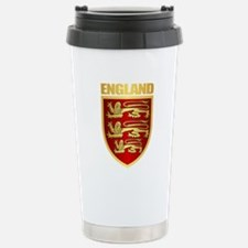 English Royal Arms Travel Mug