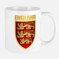 English Royal Arms Mugs