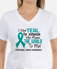 Peritoneal Cancer MeansWorl Shirt