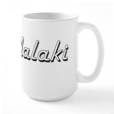 Malaki Classic Style Name Mugs