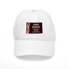 John Kasich for President V3 Baseball Cap