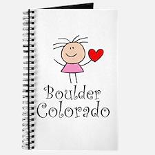 Cute Boulder Colorado Journal