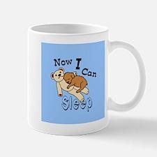 Can Sleep Now Mugs