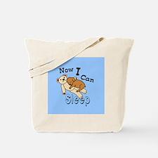 Can Sleep Now Tote Bag