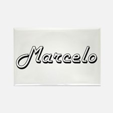 Marcelo Classic Style Name Magnets