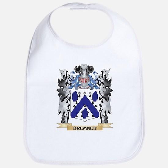 Bremner Coat of Arms - Family Crest Bib