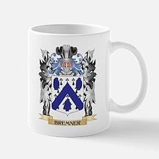 Bremner Coat of Arms - Family Crest Mugs