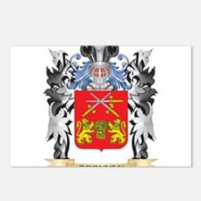 Brennan Coat of Arms - Fa Postcards (Package of 8)