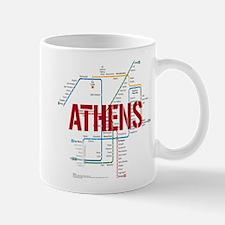 Athens Metro Mugs