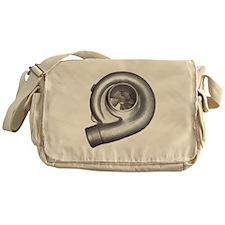 Blank Turbo Messenger Bag
