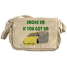 drift-yel Messenger Bag