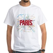 Paris Metro T-Shirt