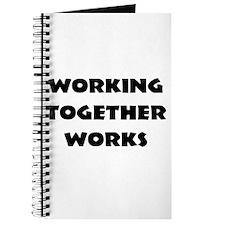Teamwork inspiration Journal