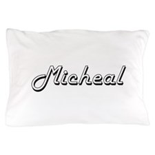 Micheal Classic Style Name Pillow Case