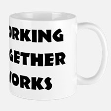 Teamwork inspiration Mug