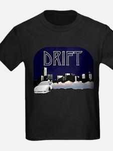 city-drift copy.jpg T-Shirt