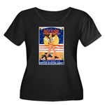 Army Defend Your Country (Front) Women's Plus Size