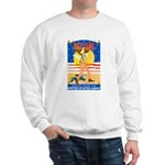Army Defend Your Country (Front) Sweatshirt