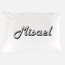 Misael Classic Style Name Pillow Case