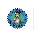 Teddy University Postcards (Package of 8)