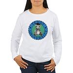 Teddy University Women's Long Sleeve T-Shirt
