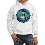 Teddy University Hoodie Sweatshirt
