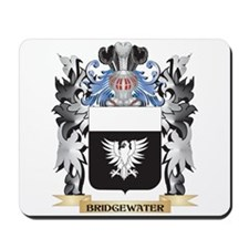 Bridgewater Coat of Arms - Family Crest Mousepad