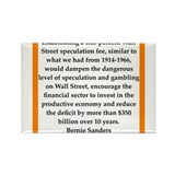 Bernie sanders quotes Magnets