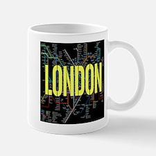 London Tube Mugs