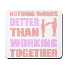 Togetherness Mousepad